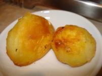 Potatoes. You are correct.